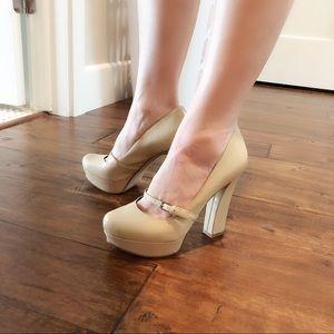 Like New Guess High Heel.